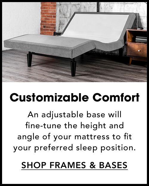 Shop Frames & Bases