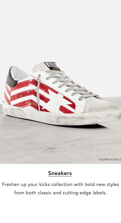 085ff8266e2c Sneakers. Freshen up your kicks collection with bold new styles from both  classic and cutting