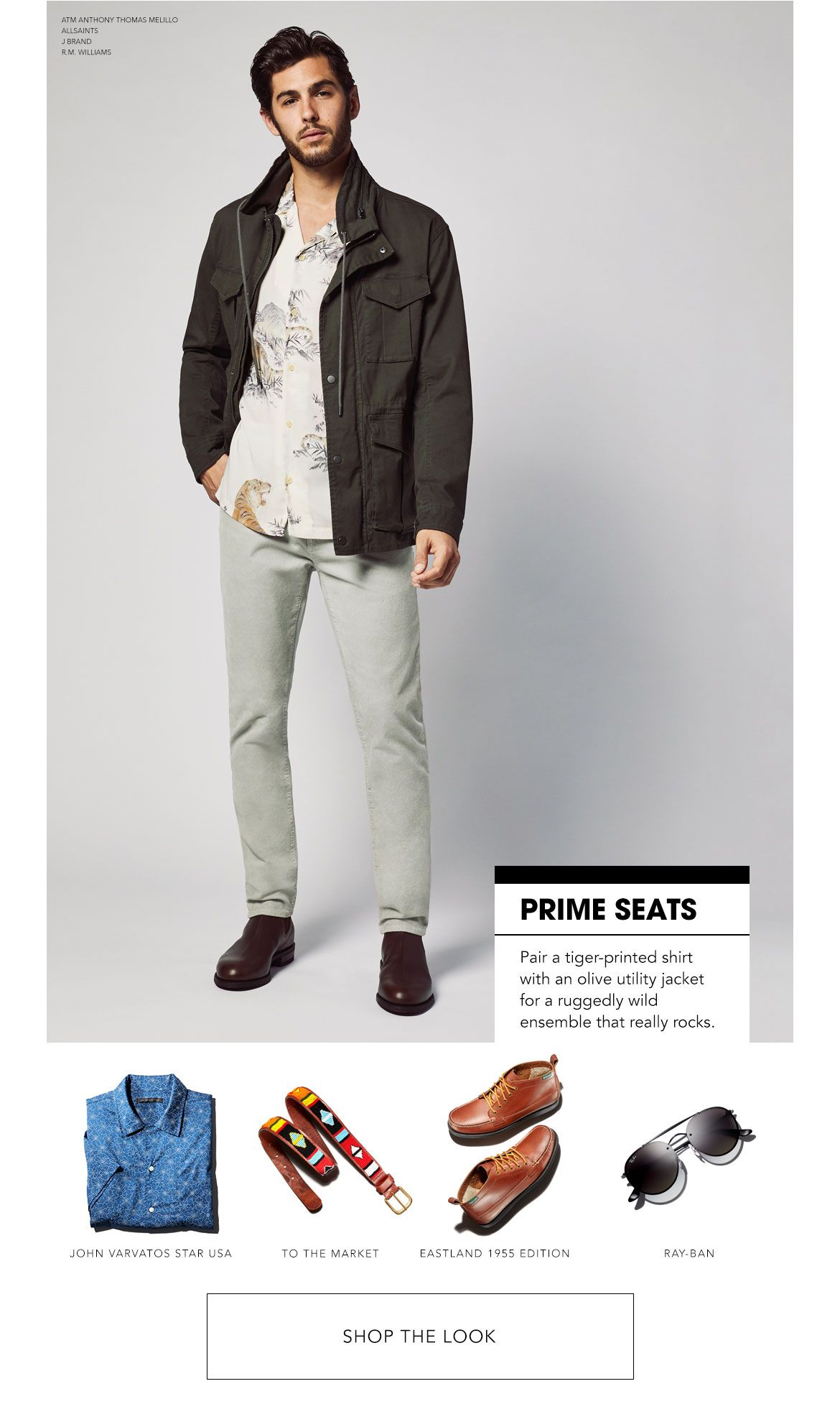 Styled for Prime Seats