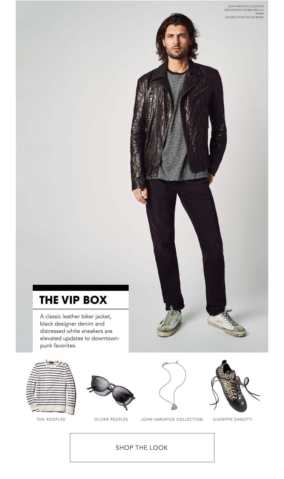 Styled for the VIP Box