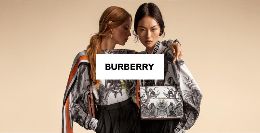 Burberry In-Store Only Page
