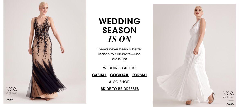 Explore Wedding Dressing