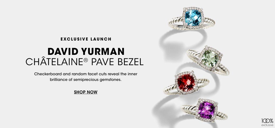 David Yurman Chatelaine Collection