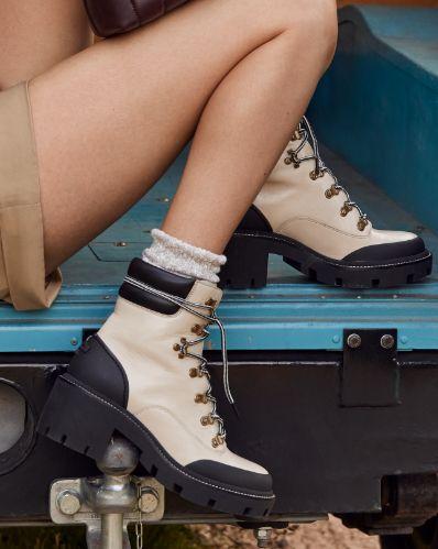 Lug Sole Boots