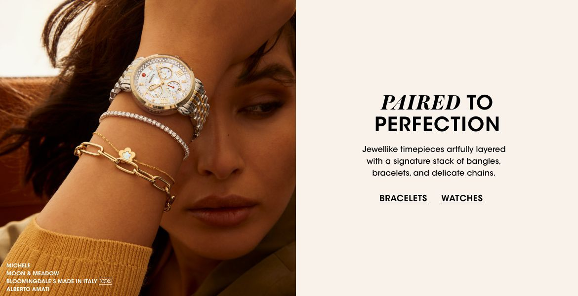 Explore Bracelets and Watches