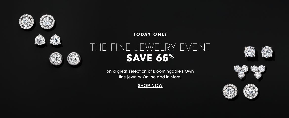 Shop The Fine Jewelry Event