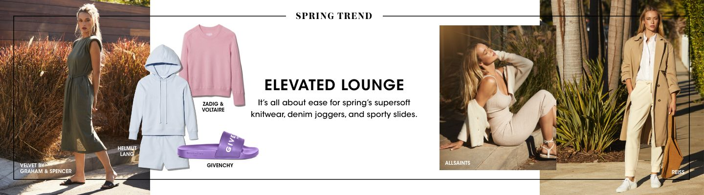 Shop Elevated Lounge