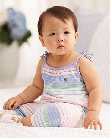 Shop Ralph Lauren Baby Clothing