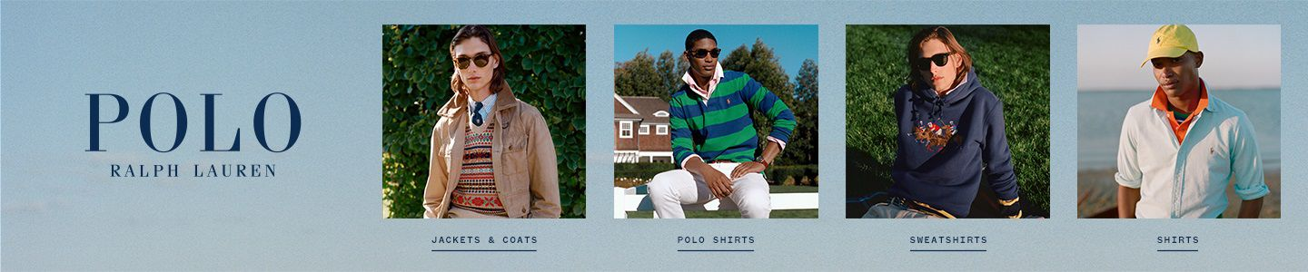 Shop Polo Ralph Lauren for men