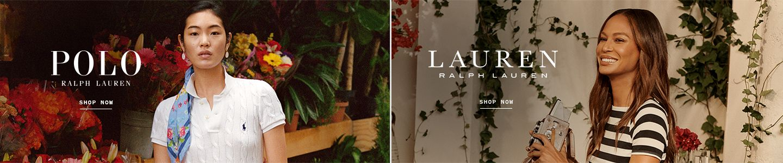 Shop Polo Ralph Lauren or Lauren Ralph Lauren for Women