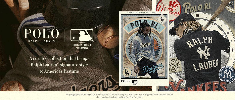 Shop Polo Ralph Lauren MLB Collection