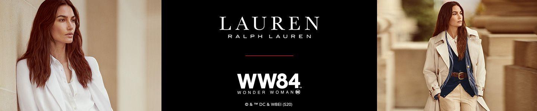 Lauren Ralph Lauren Wonder Woman Collaboration, shop below.