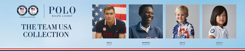 Shop Polo Ralph Lauren x Team USA