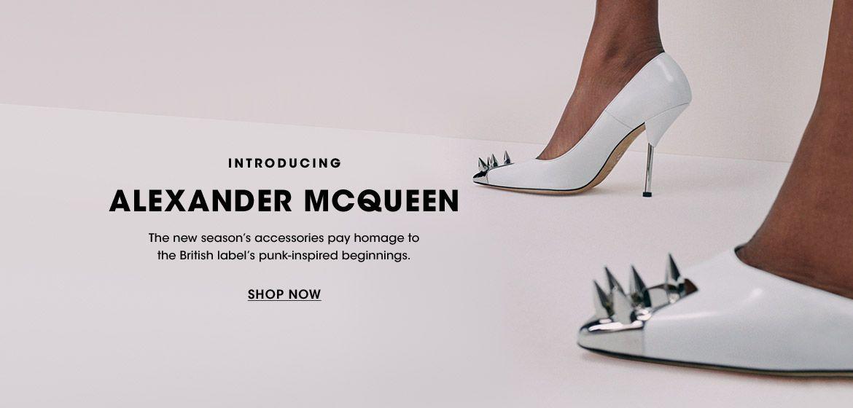 Shop Alexander McQueen