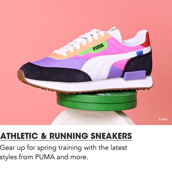 Active & Running