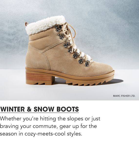 Shop Winter & Snow Boots