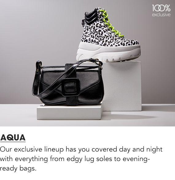 $Shop Aqua Shoes