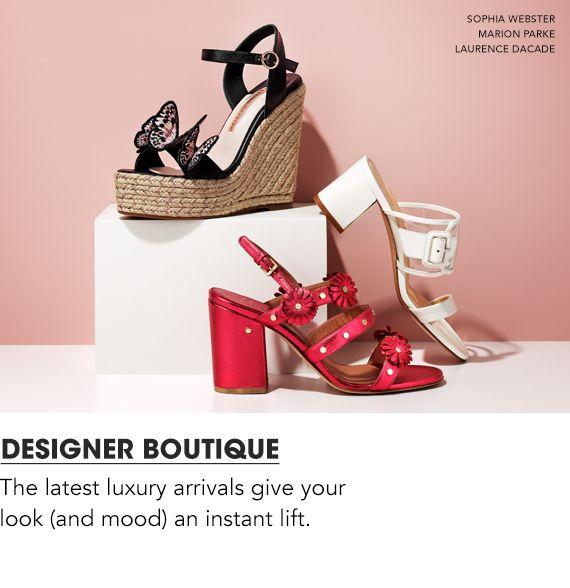 Designer Boutique Shoes