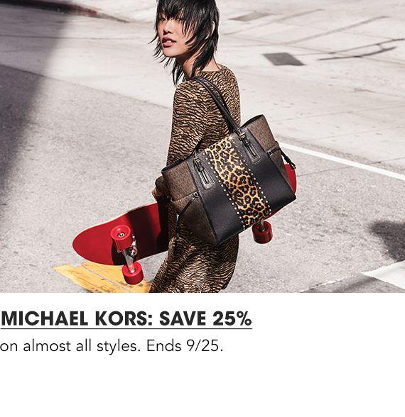 $Shop Michael Kors
