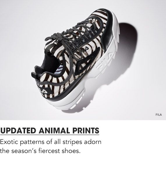 Updated Animal Prints