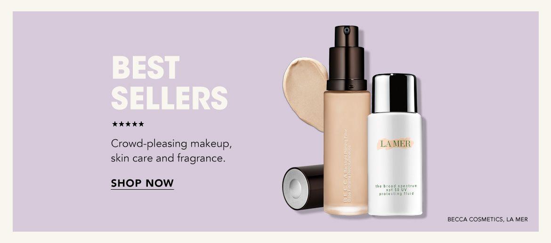 Best Sellers. Crowd-pleasing makeup, skin care and fragrance.$$beauty best sellers makeup skin care fragrances