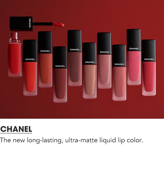 The new long-lasting, ultra-matte liquid lip color from CHANEL