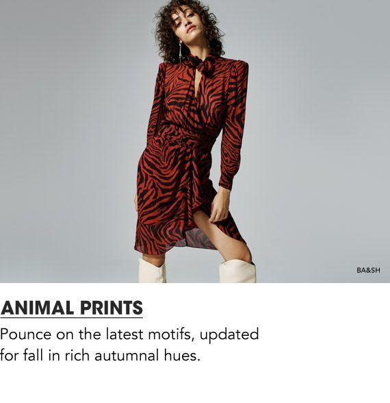 Explore Animal Prints