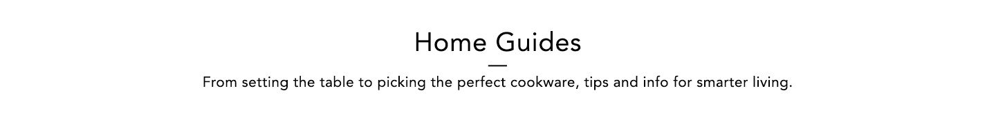 Home Guides-Bloomingdale's
