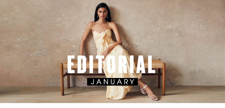 January Editorial