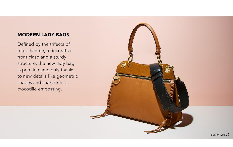 Explore Modern Lady Bags