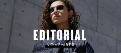 November Editorial