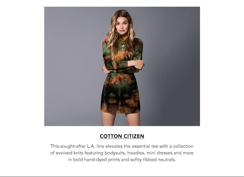 Explore Cotton Citizen