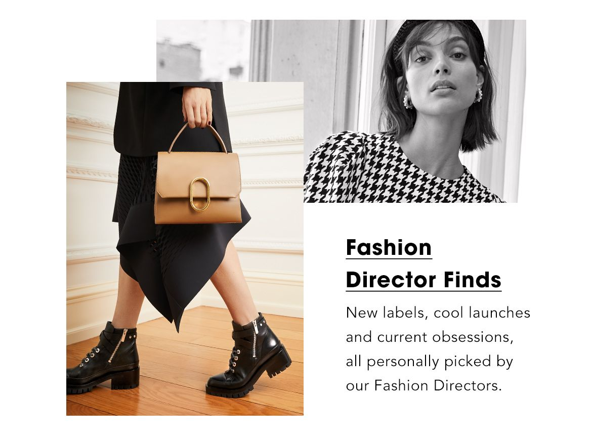 Fashion Director Finds