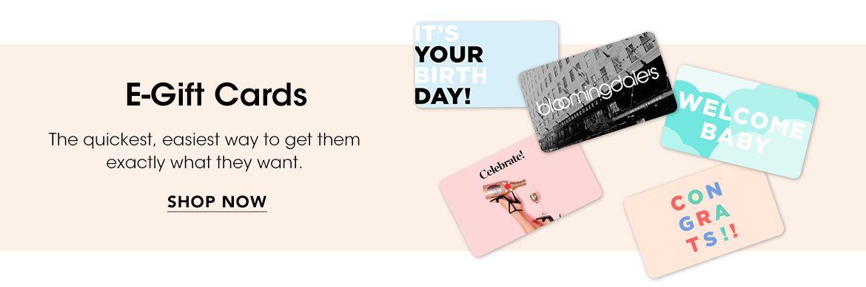 E-Gift Card Main