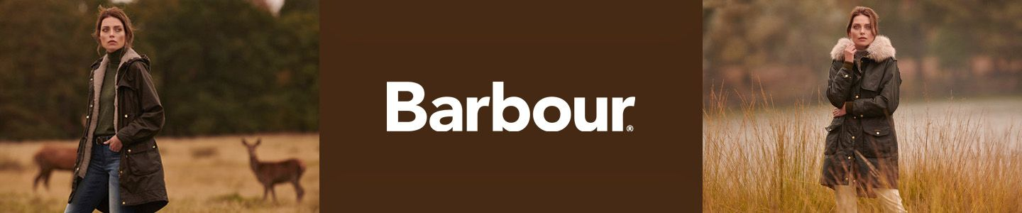 Barbour Womens Banner