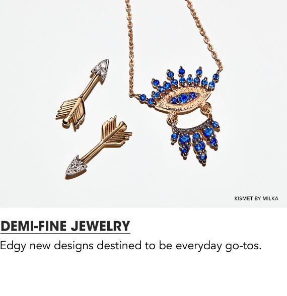 Demi-Fine Jewelry ft Kismet