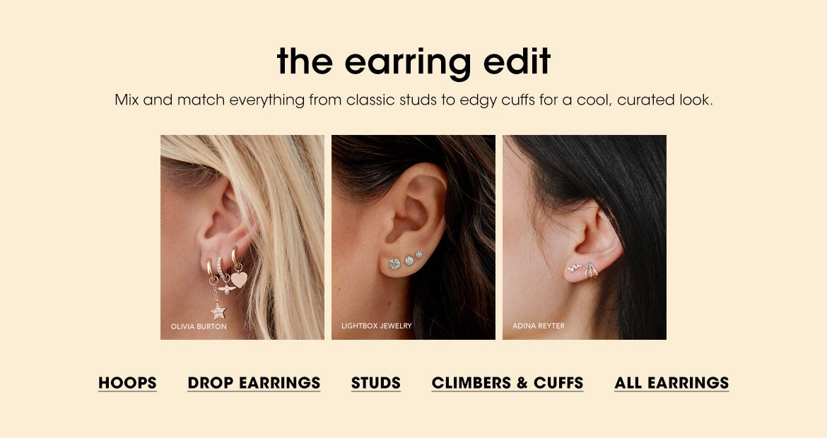 Earring Edit