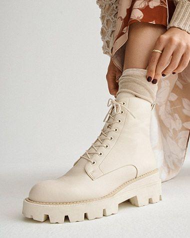 LUG SOLES & COMBAT BOOTS