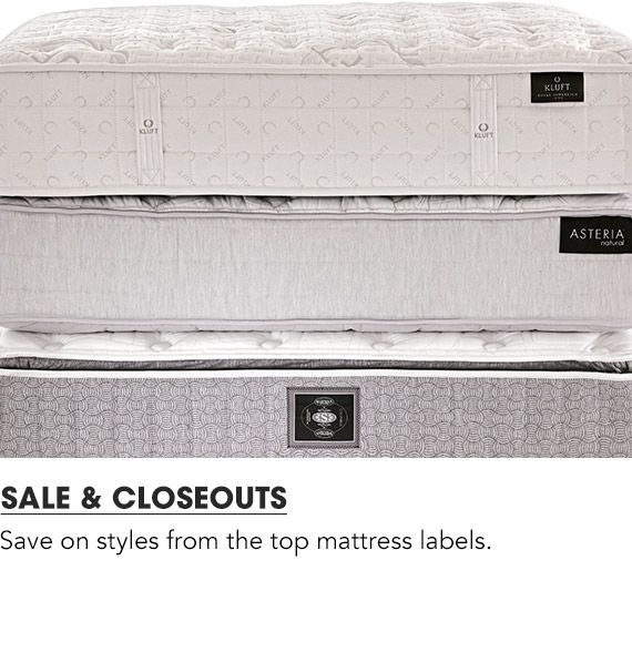 Shop Sale & Closeouts
