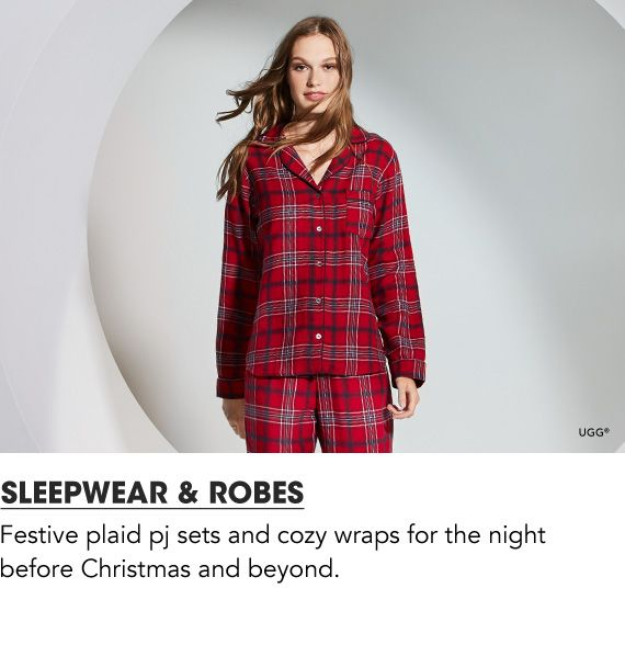Explore Sleepwear & Robes