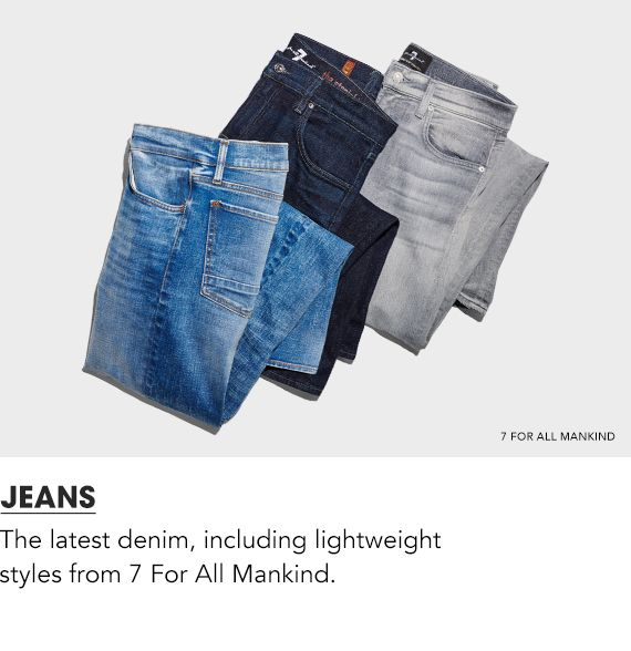 Shop Men Denim