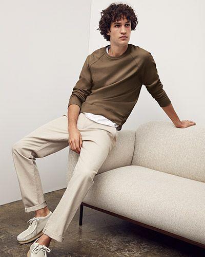 Men's Luxe Comfort