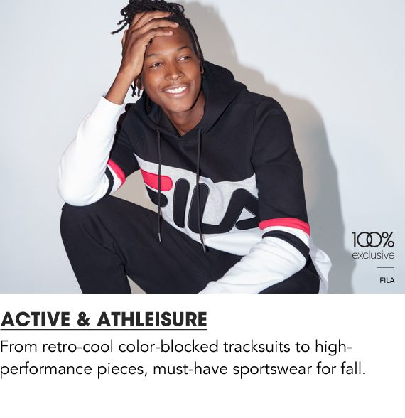 Shop Men Active and Athleisure