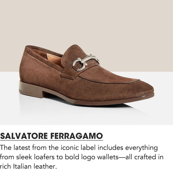 Shop Men Salvatore Ferragamo