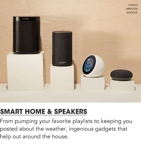 Shop Smart Home and Speakers