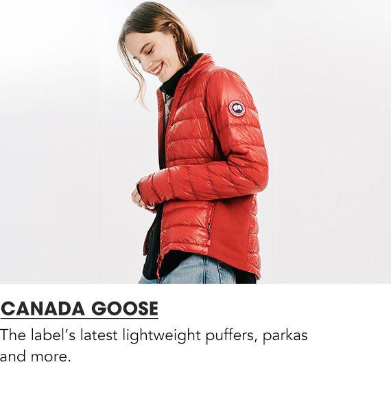Explore Canada Goose