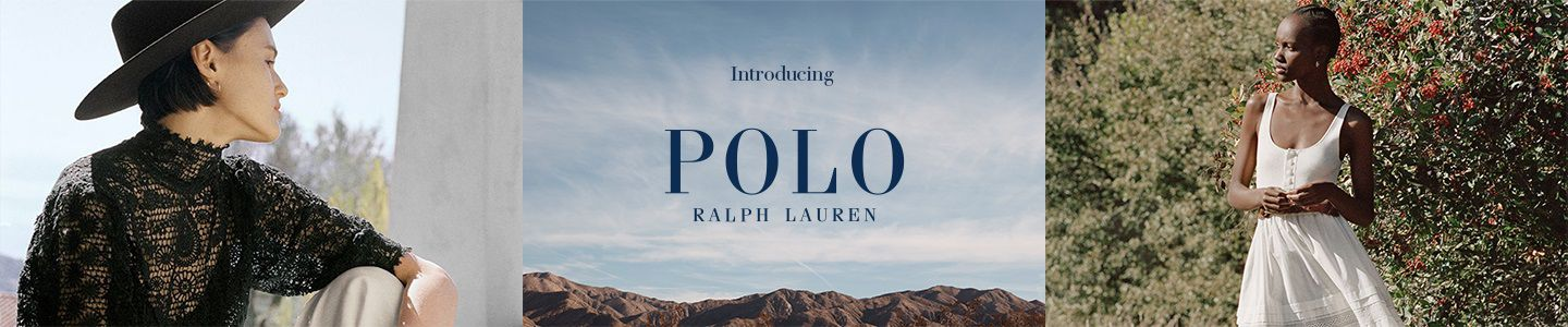 New to bloomingdale's, Polo Ralph Lauren for women