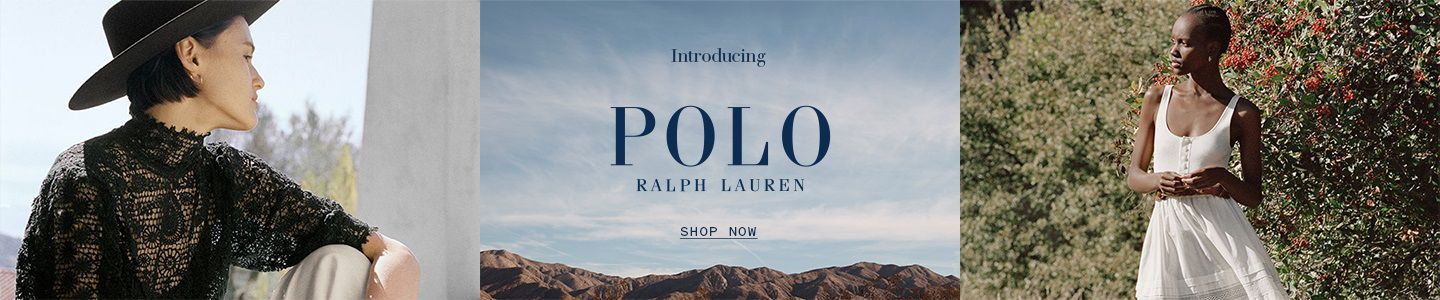 Introducing Polo Ralph Lauren for women