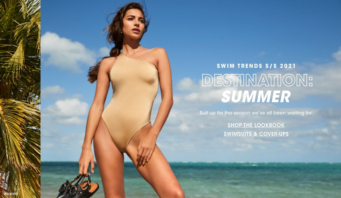 Explore Swimsuits & Cover-ups