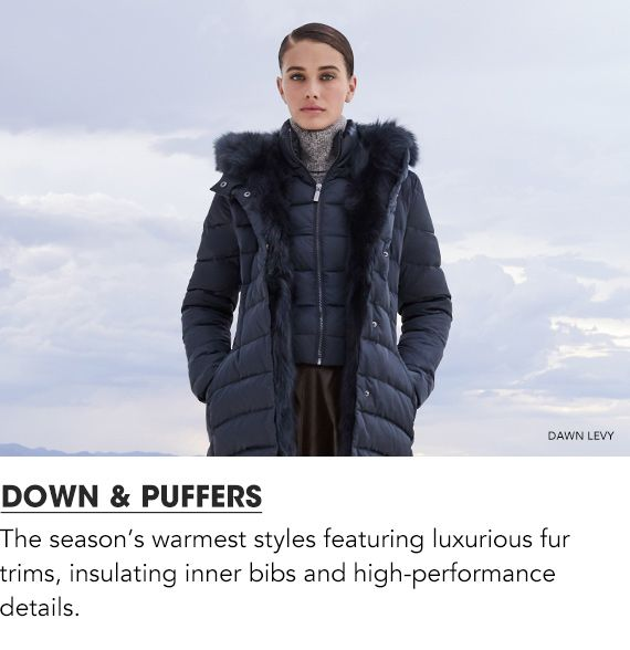 Explore Down & Puffers